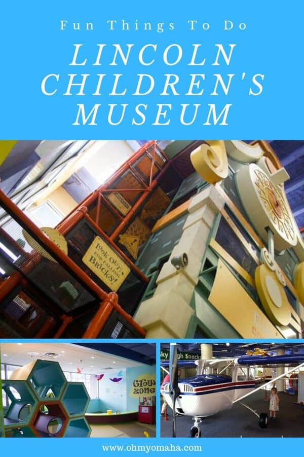 Lincoln Children's Museum is a popular destination in downtown Lincoln, Nebraska. If you're looking for things to do in Lincoln, especially with young children, this is the place to go! Here's a look at permanent exhibits and which places were the biggest hits with my kids. #Lincoln #Nebraska #USA