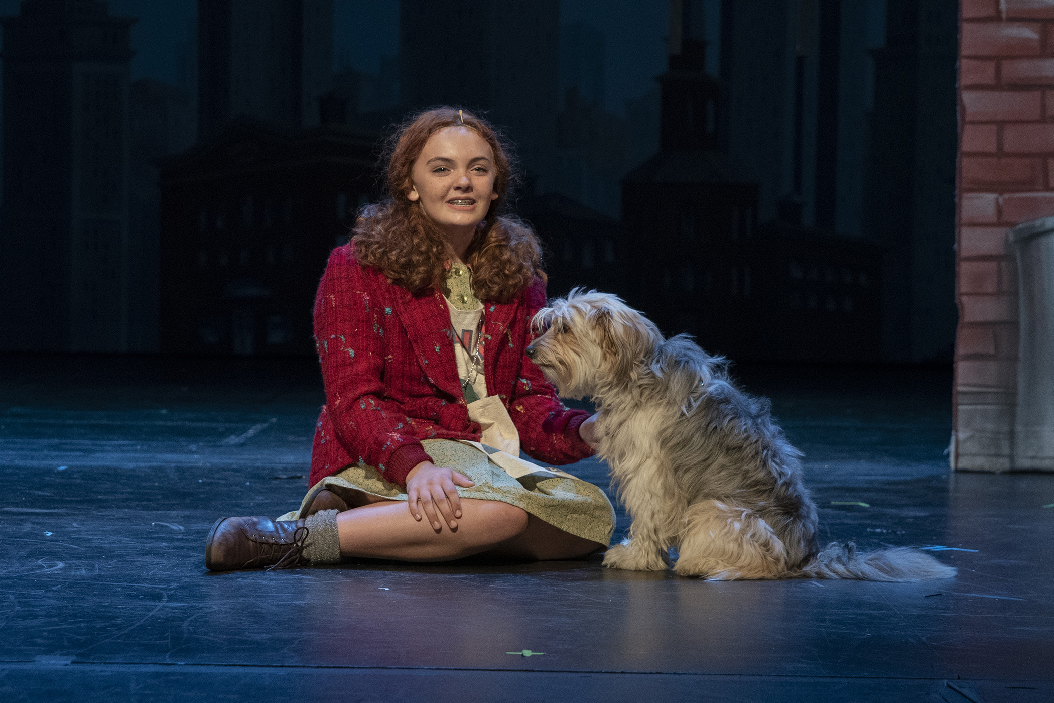 """Annie"" is at Omaha Community Playhouse from Sept. 13 to Oct. 13, 2019."