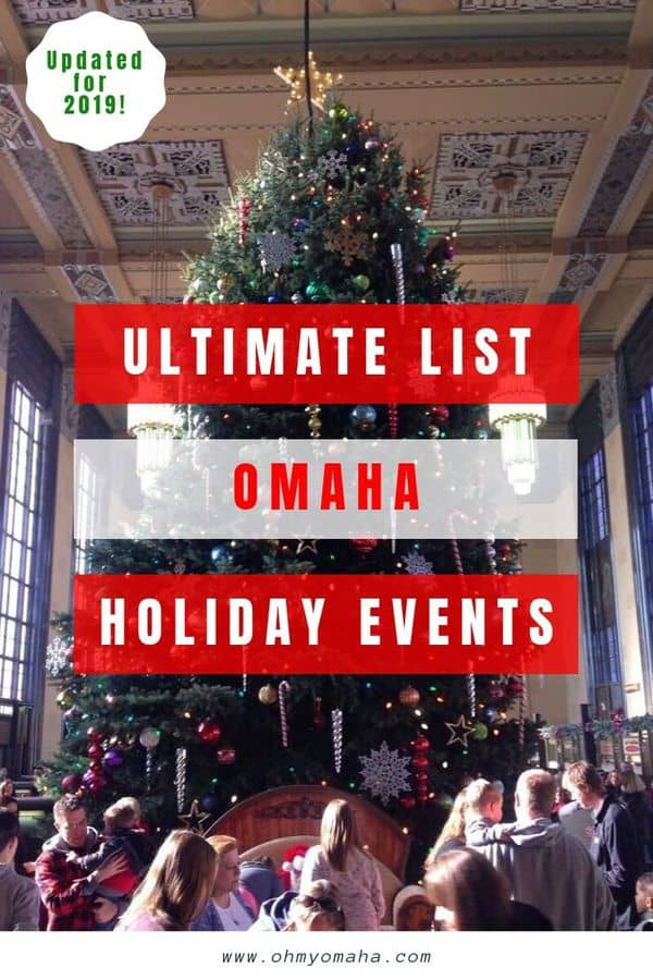 Operation Christmas Child 2019 List.Ultimate Omaha Holiday Events List Oh