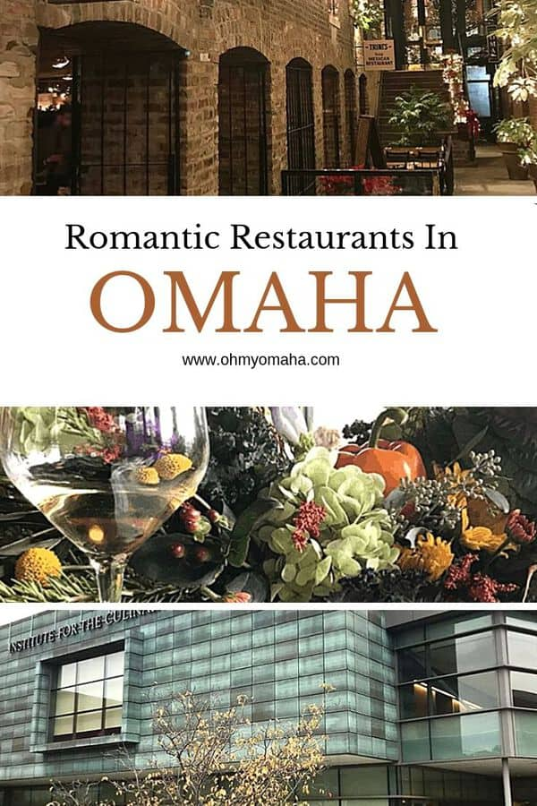 12 romantic Omaha restaurants to try - Looking for your next date night idea or a restaurant to celebrate a special occasion? Check out this list of restaurants in Omaha that offer fine dining experiences. #Omaha #Nebraska #restaurant #eatlocal