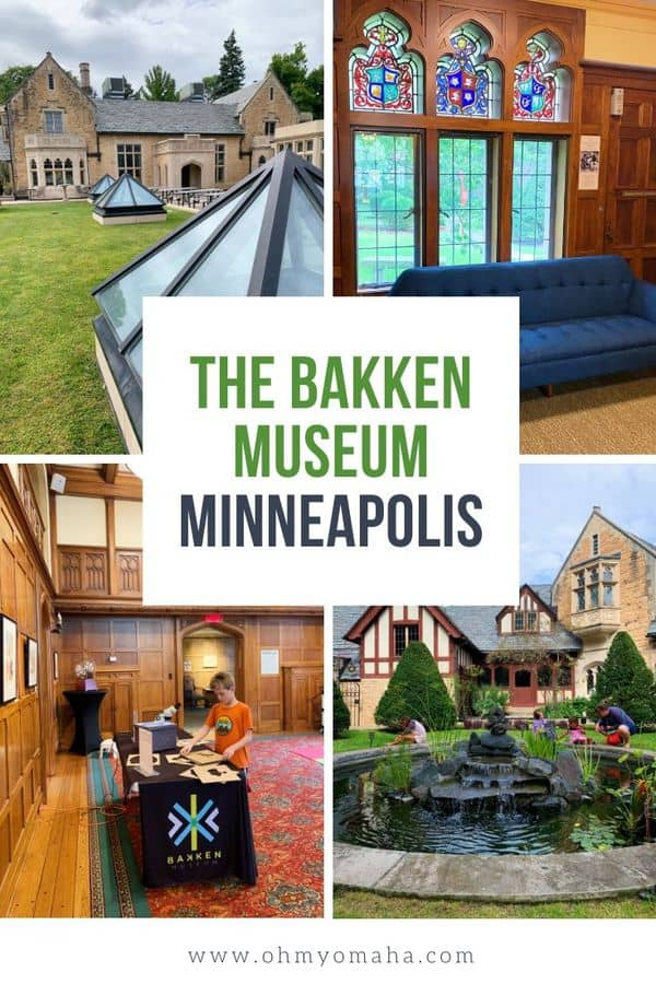 The Bakken Museum is an under-the-radar Minneapolis Museum you should check out! Here's a guide to the museum: What to expect, what kids will like, and why you need to visit. #Minneapolis #TwinCities #Minnesota #MeetMinneapolis #FamilyTravel