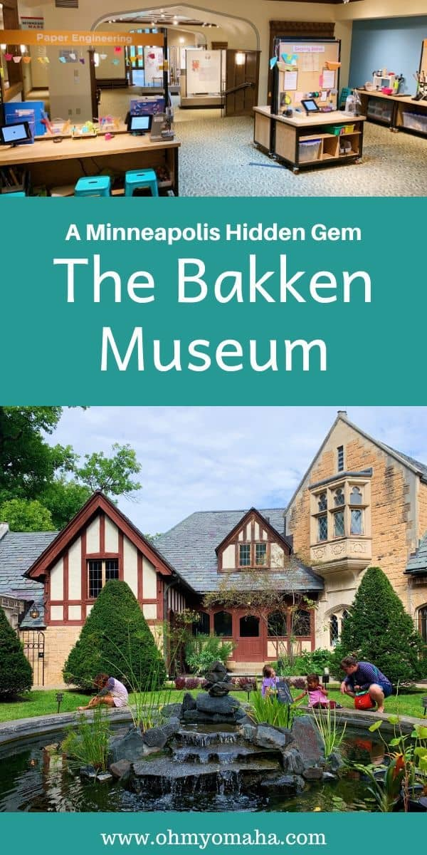 Planning a trip to Minneapolis and the Twin Cities? Here's a great museum for families and travelers interested in science and medicine: The Bakken Museum. Learn about the museum's history, what you'll find inside, and what kids will like to do at the museum. #MeetMinneapolis #museum #guide #Minnesota #USA #familytravel