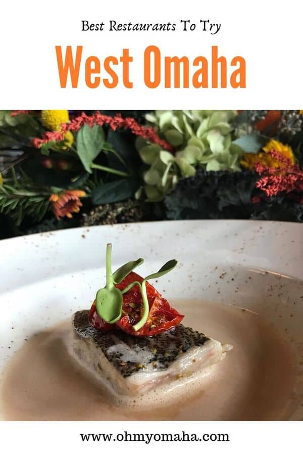 West Omaha is one of Omaha's largest growing suburbs. Check out this list of the best West Omaha restaurants, featuring locally-owned restaurants that focus on seasonal ingredients or rely on tried-and-true classic dishes. List includes breakfast and brunch options, family-friendly restaurants, and several restaurants that are great for date night. #Omaha #Nebraska #OmahaWeekend #restaurants #eatlocal #localrestaurants #guide