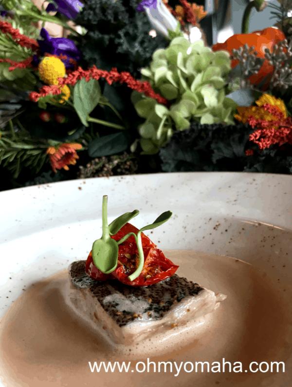 Dante in West Omaha is a fine dining Italian restaurant that focuses in seasonal ingredients.