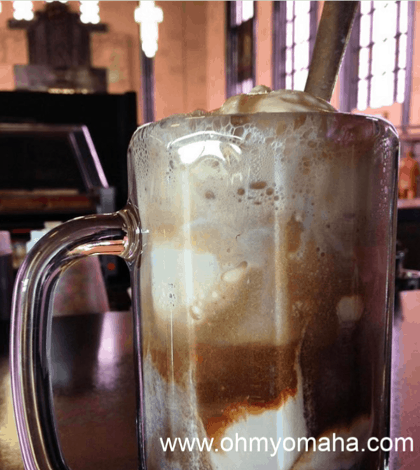 Root Beer Float Day is an annual event each August at The Durham Museum in downtown Omaha, Nebraska.