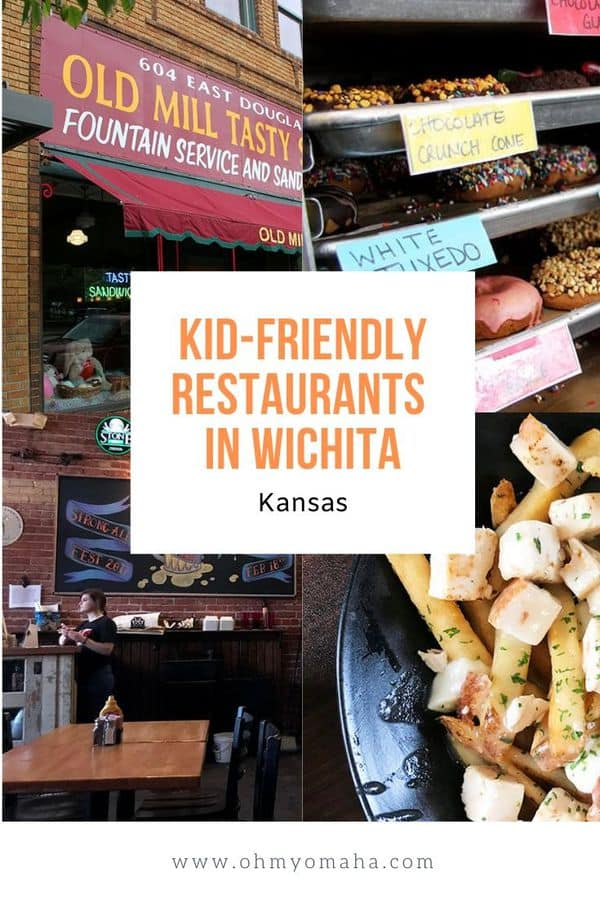 Looking for restaurants in Wichita, Kansas? There are a lot of choices! Here are some of the best locally-owned Wichita restaurants for breakfast, lunch, dinner and ice cream. They're kid-friendly, too! #restaurant #guide #Wichita #Midwest #USA