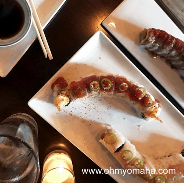 Yoshitomo sushi