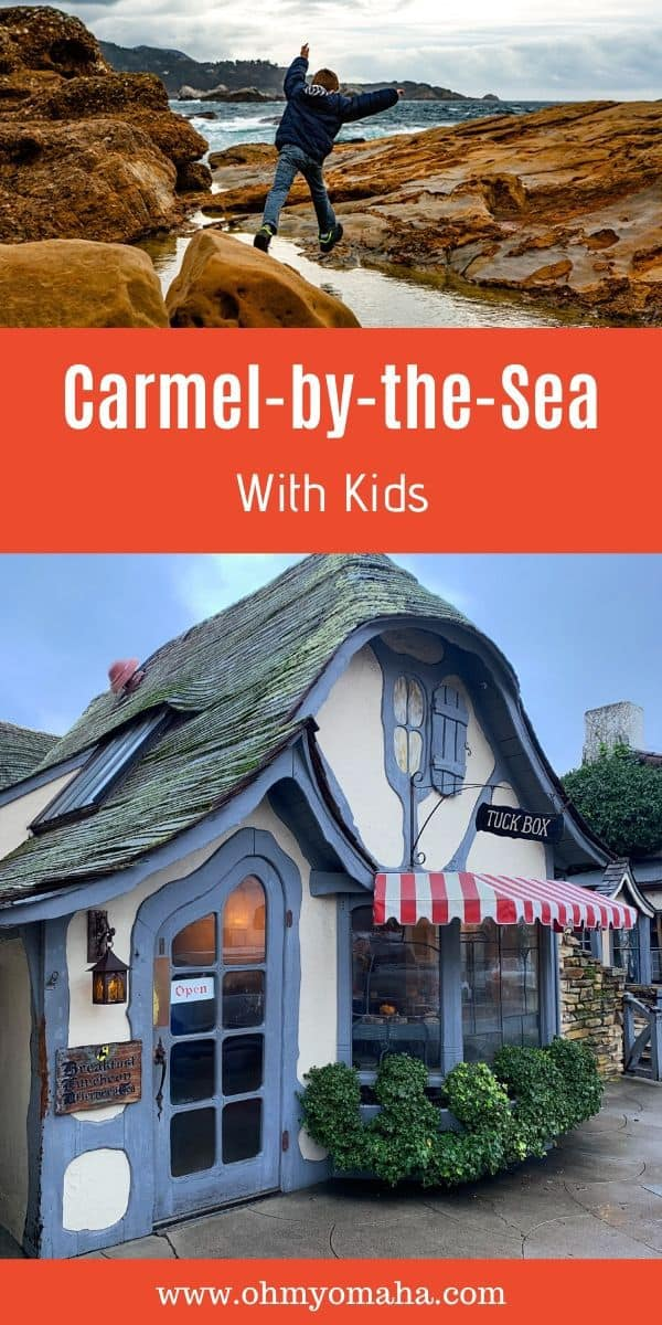 Plan the best trip to Carmel-by-the-Sea with kids! Carmel restaurants, things to do in Carmel with kids, and kid-friendly places to visit near Carmel. #California #Carmel #CarmelByTheSea #familytravel #USA