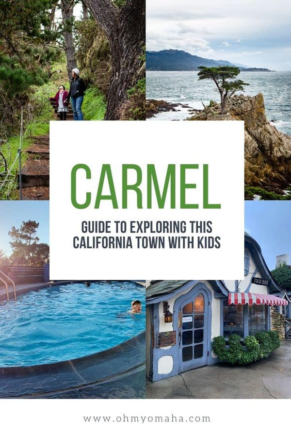 Carmel with kids - A helpful guide to planning a great vacation to Carmel-by-the-Sea with your family. Tips on restaurants in Carmel | Where to hike near Carmel | Kid-friendly things to do in Carmel | Where to stay in Carmel #California #Carmel #familytravel