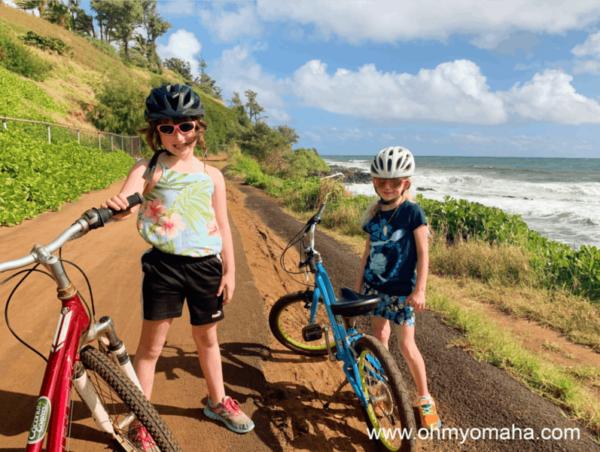 Best (And Easiest) Bike Trail On Kauai