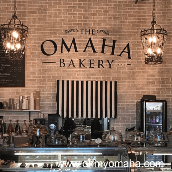 Interior of The Omaha Bakery located in Midtown Omaha.