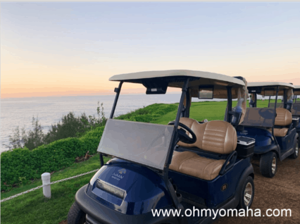 Kauai Hidden Gem: Sunset Golf Course Tours