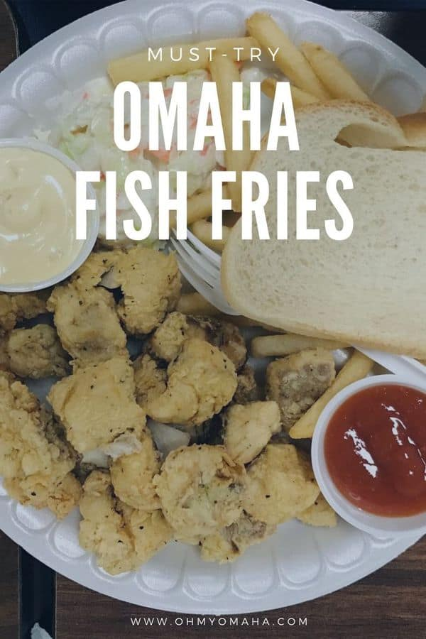 For a few months out of the year, thousands flock to fish fries in Omaha on Friday nights. Here where to find the most popular fish fries, so you'll know what to expect if you go to one. #Omaha #Food #fishfry