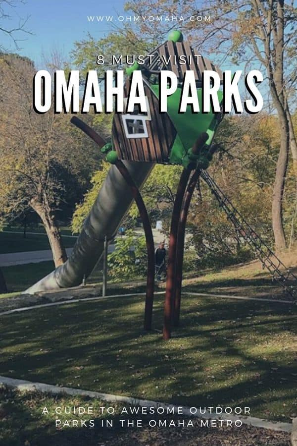 Looking for the best playgrounds in Omaha? Here the best Omaha parks, including tips like which ones have sand and which ones don't. Have fun outdoors (and for free!) at the Omaha parks. #Omaha #Nebraska #outdoors