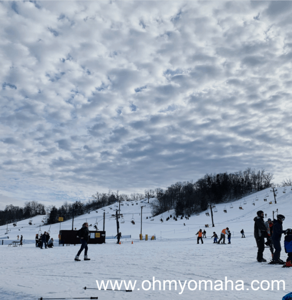Ski Iowa - Seven Oaks Recreation in Boone Iowa has 11 trails