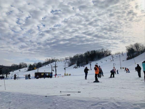 The Great Iowa Ski Trip