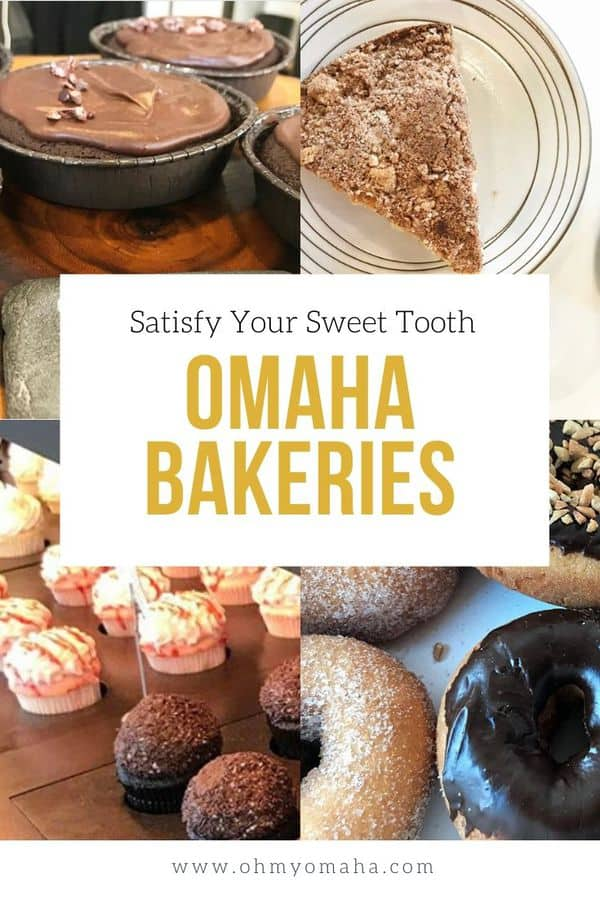 Hungry in Omaha? Here are 13 must-try bakeries in Omaha. See what local pastry chefs and mom & pop shops are making, from tortes and cakes to donuts, cupcakes and French pastries. #Omaha #Nebraska #MidwestIsBest #eatlocal #resturants