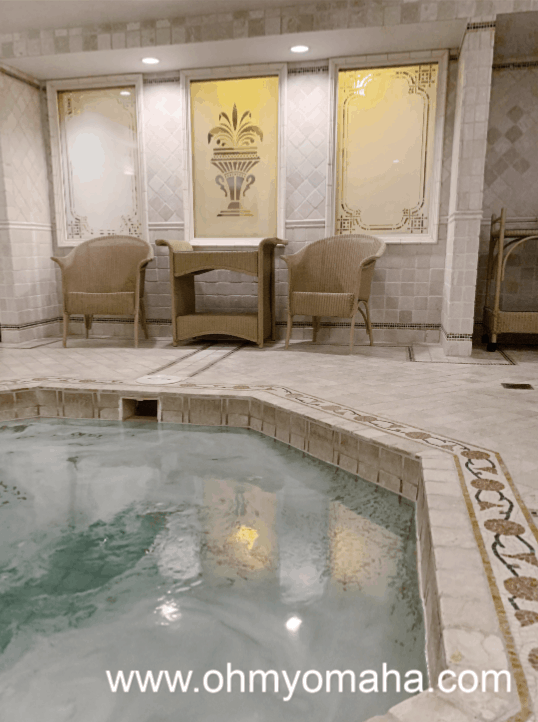 Spa at Hotel Pattee