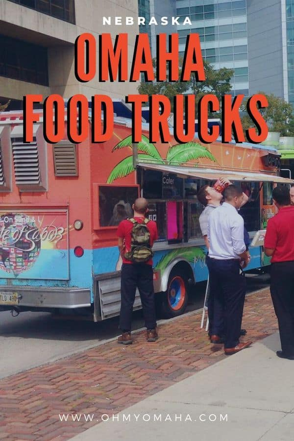 Where to find the best food trucks in Omaha - This list includes a variety of food trucks from Italian and Mexican, to BBQ and shaved ice. Find out where to find the food trucks' schedules, what's on the menus, and more. #foodtruck #Omaha #Nebraska #midwestisbest #OmahaFood