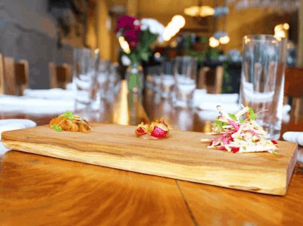 Au Courant | Regional Kitchen (@aucourantrestaurant)