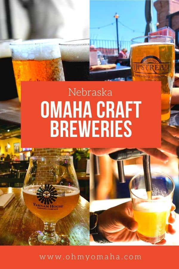 A guide to the best microbreweries in Omaha, Nebraska - Including which brewpubs welcome pets and families. #Omaha #beers #Nebraska #brewery #Midwest
