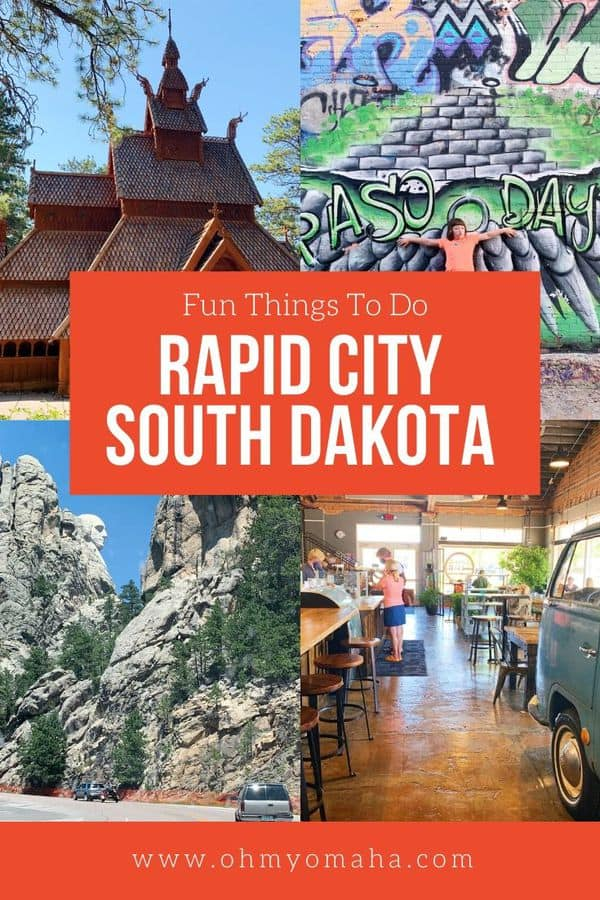 Road trip to Mount Rushmore? Stop in Rapid City for family-friendly restaurants, attractions, and sights. Rapid City, South Dakota, is our home base for exploring nearby national parks, state parks, and landmarks.