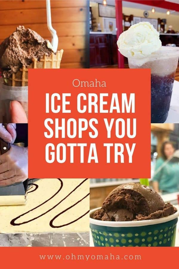Everyone loves ice cream, and Omaha Nebraska has some of the best ice cream in the Midwest. Here are the city's most popular ice cream shops, from rolled ice cream to unique flavor combinations and homemade waffle cones.