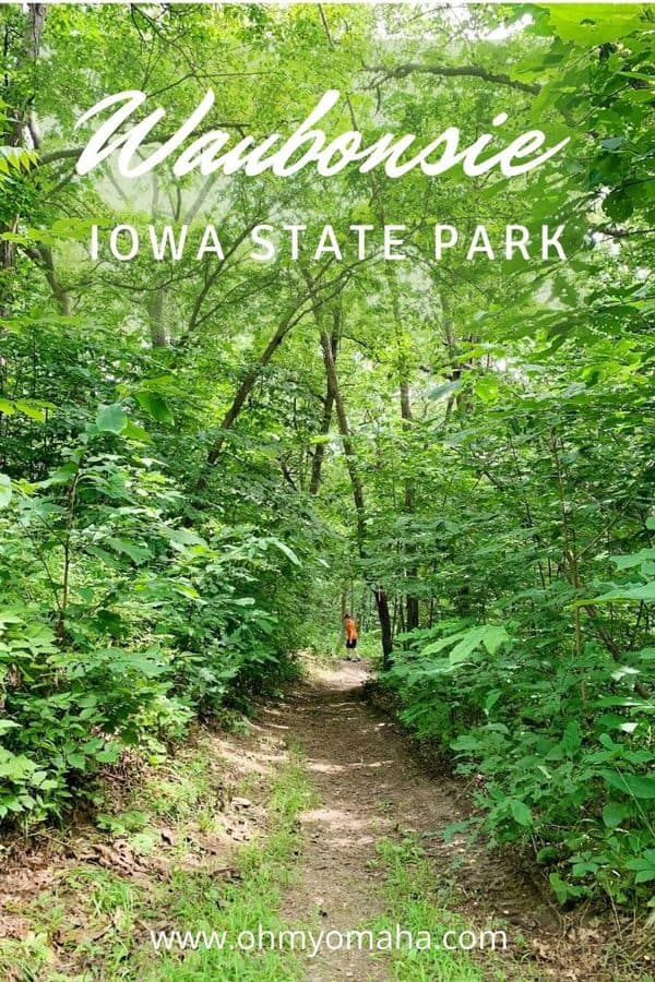 Waubonsie State Park is a beautiful, wooded park in southwest Iowa. Located in the Loess Hills, the terrain is unique in the USA, and the trails are not too challenging. Read on for interesting facts about this Iowa State Park.