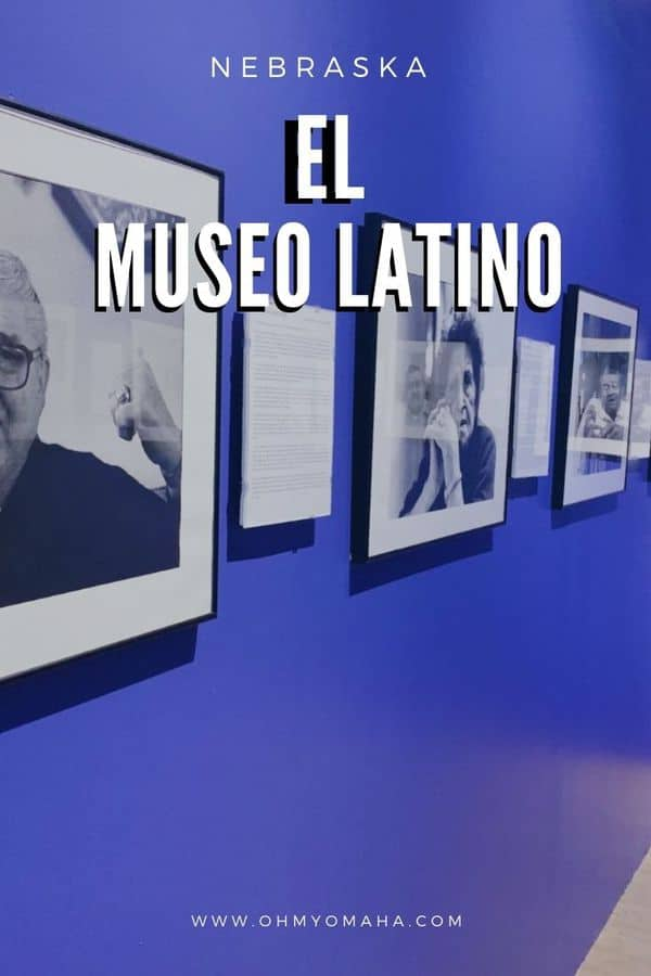 Get to know Omaha's history at El Museo Latino, a museum in South Omaha celebrating Hispanic art and history. Here are a few things to know about the exhibits and events at the museum, as well as the neighborhood near it. This is the only museum of its kind in Nebraska.