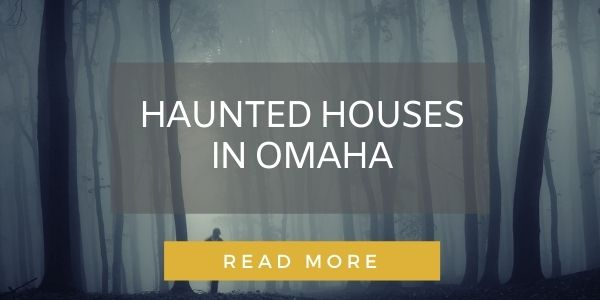 Haunted houses in Omaha graphic
