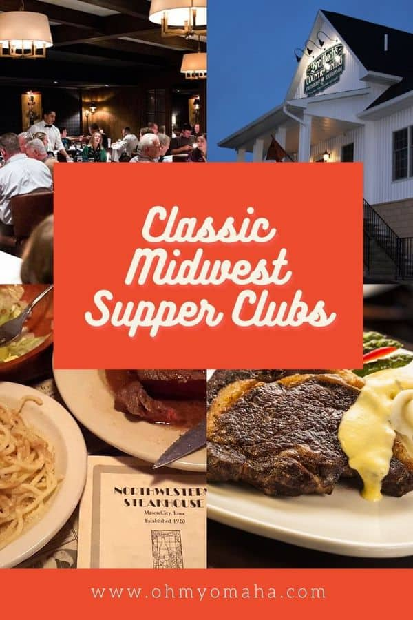 Supper clubs are truly a Midwestern tradition! Here are more than a dozen I want to visit, starting with the ones closest to me - the Iowa supper clubs!