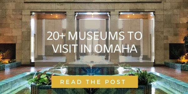 Button to read about Omaha museums