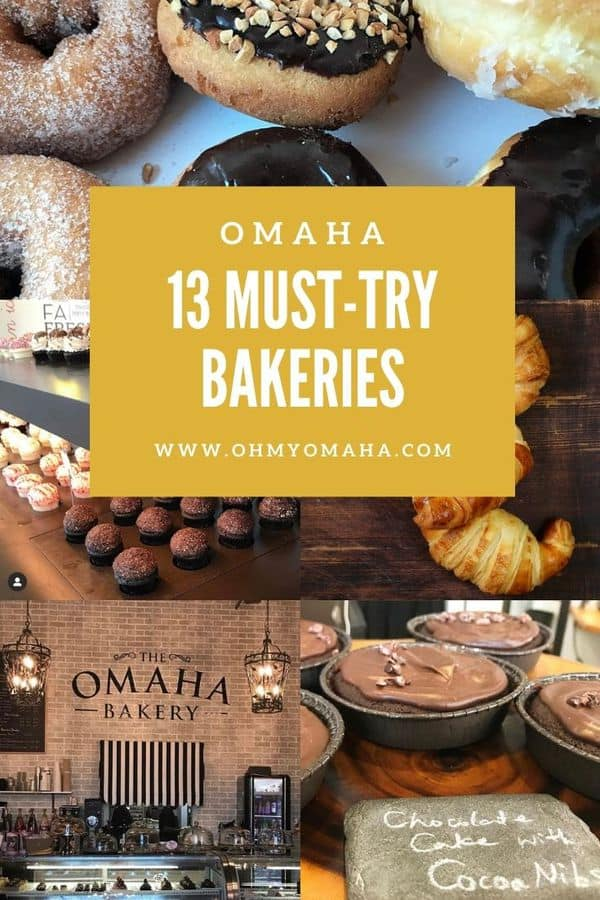 Satisfy your sweet tooth in Omaha by visiting one of these amazing bakeries! From cupcakes to croissants and all the carbs and breads, there are 10+ bakeries and pastry shops to visit in Omaha, Nebraska.