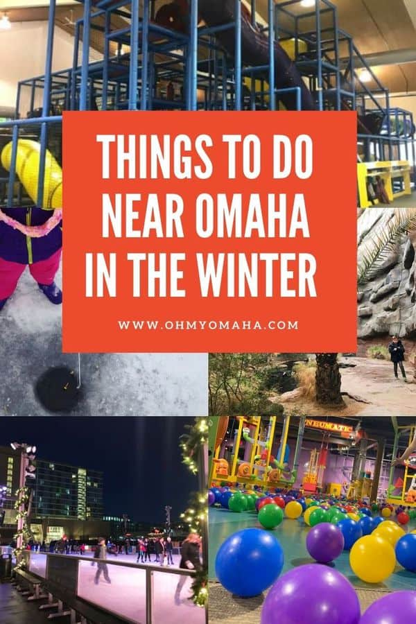 A huge list of things to do in the winter in Omaha, Nebraska! Everything from rock walls to snow shoeing, plus the best sledding hills, cheap movies and more. Use this list to find things to do with kids in Omaha (indoors and outdoors).