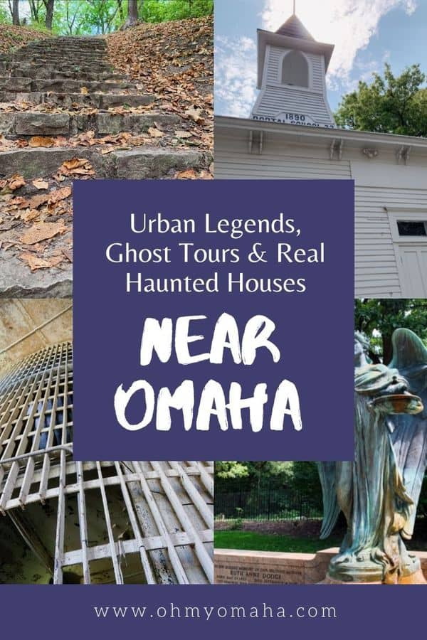 Want a scare? Check out these places in Nebraska and Iowa that are rumored to be haunted! Plus, learn about guided ghost tours, haunted overnight stays and more. Many of these haunted experiences are located in Omaha or within an easy drive.