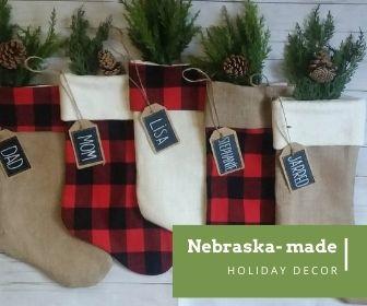 Nebraska-made holiday decorations