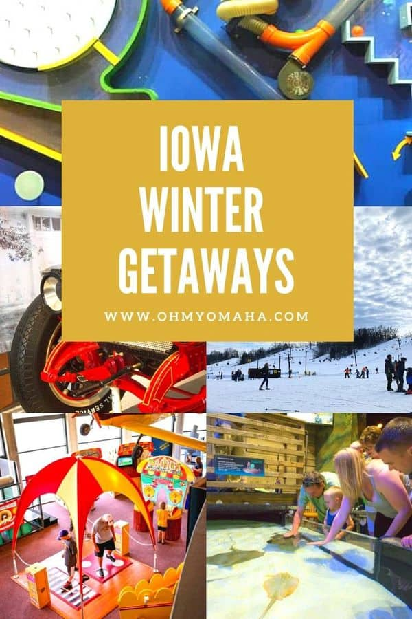 Cure Midwest cabin fever with a winter getaway in Iowa. Here are six ideas for Iowa winter vacations, with tips on what to do and where to eat. Iowa cities include Des Moines, Waterloo, Dubuque, Quad Cities, Clear Lake and Mason City.