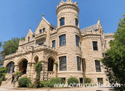 The Fascinating History Of Joslyn Castle
