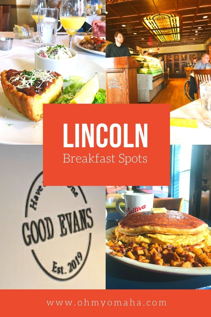 Looking for a great restaurant in Lincoln, Nebraska for breakfast? Here are a local's recommendations for the best breakfast and brunch spots.