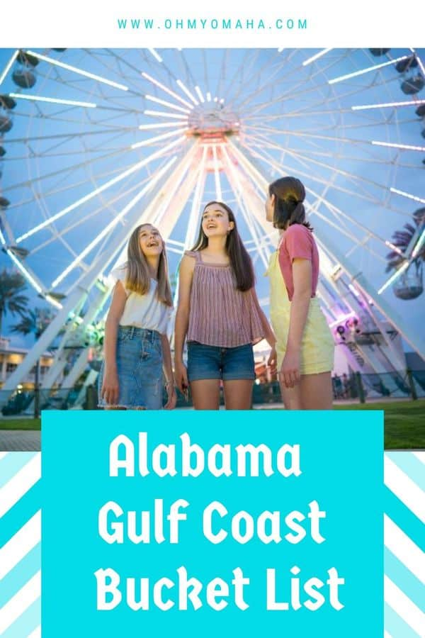 All the bucket list-worthy things to see and do around the Alabama Gulf Coast (including Gulf Shores and Orange Beach). There's even a seafood trail to conquer!