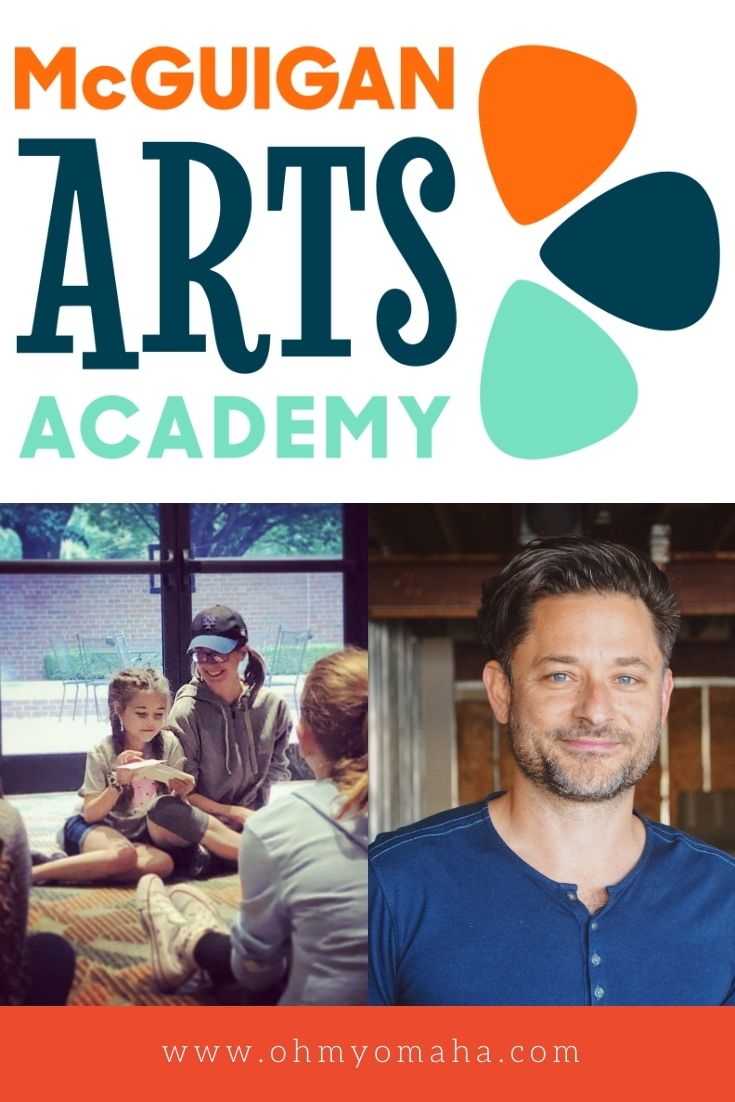Everything you need to know about McGuigan Arts Academy, a new arts and theater academy in Omaha featuring classes and camps for a variety of ages and interests. #sponsored