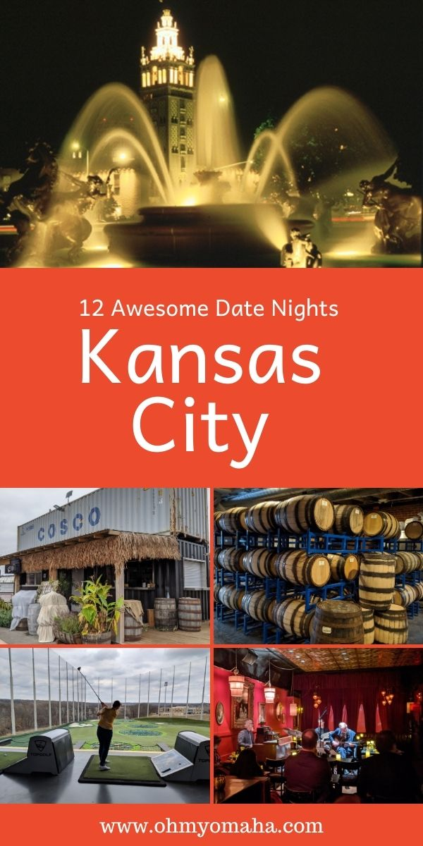Kansas City is a romantic city for couples! Here are 12 date ideas, from casual and sporty dates, to more arts-inspired outings.