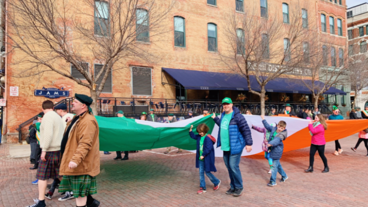 All Things St. Patrick's Day In Omaha