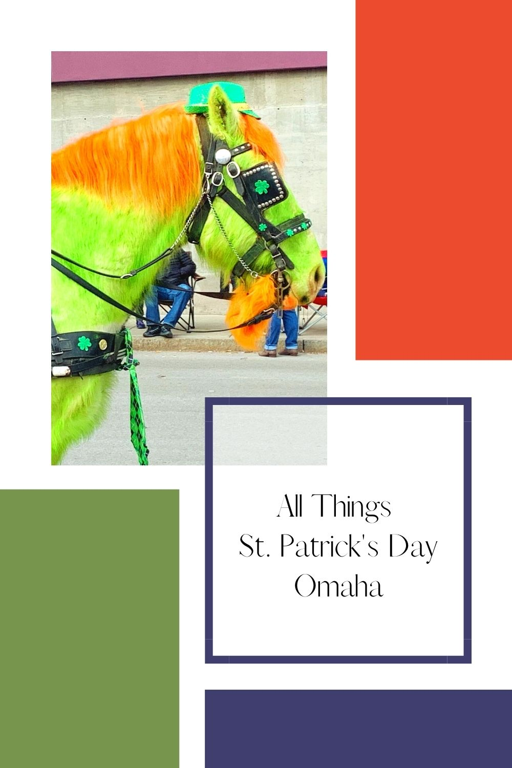 The complete guide to celebrating St. Patrick's Day in Omaha, Nebraska. Find all the fun Irish bars and restaurants, where to shop for green clothes, and when the parade, fun runs and Irish dinners are planned.