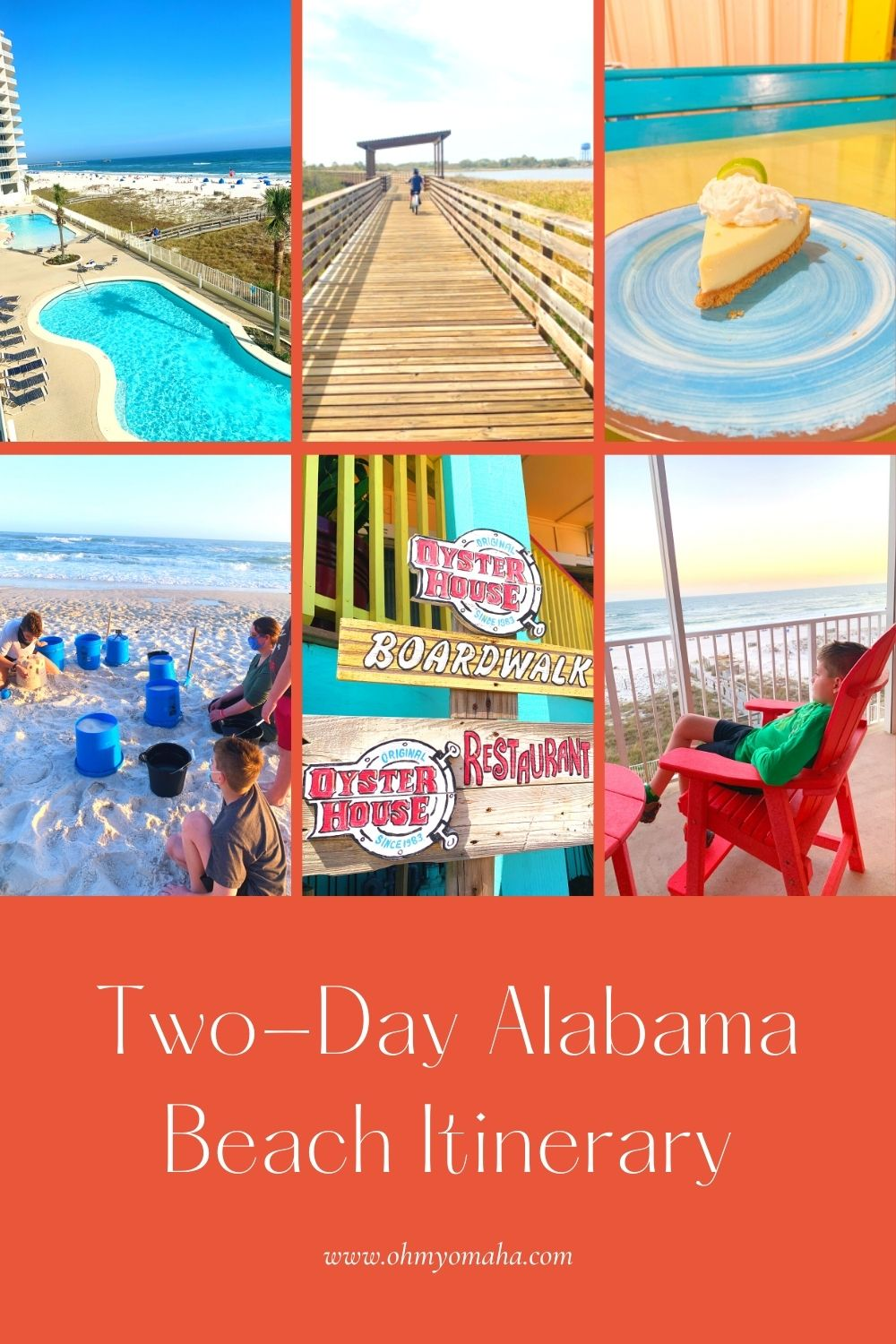 Tips and itinerary for the perfect Alabama beach vacation for families! Explore Gulf Shores & Orange Beach highlights including restaurants, activities, and beach fun.