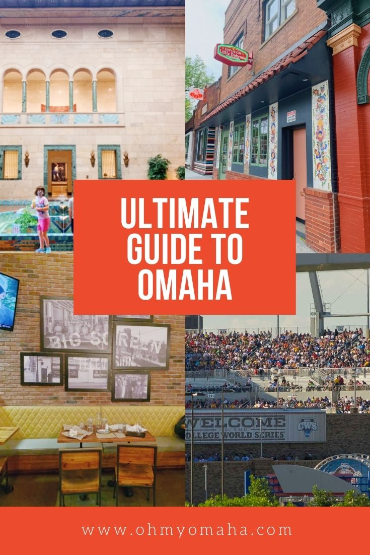 Plan a weekend getaway to Omaha! Get tips on where to stay, highlights you must visit, and restaurant recommendations.