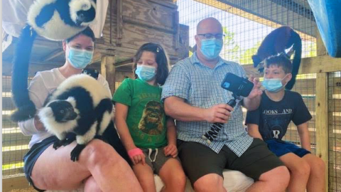 8 Quirky Animal Stories From The Alabama Gulf Coast Zoo