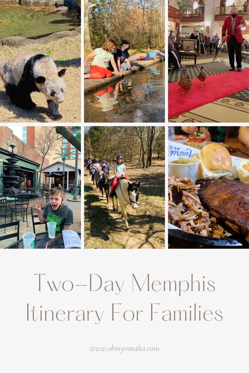 Family-friendly itinerary for Memphis PLUS tips on where to stay and restaurants to try.