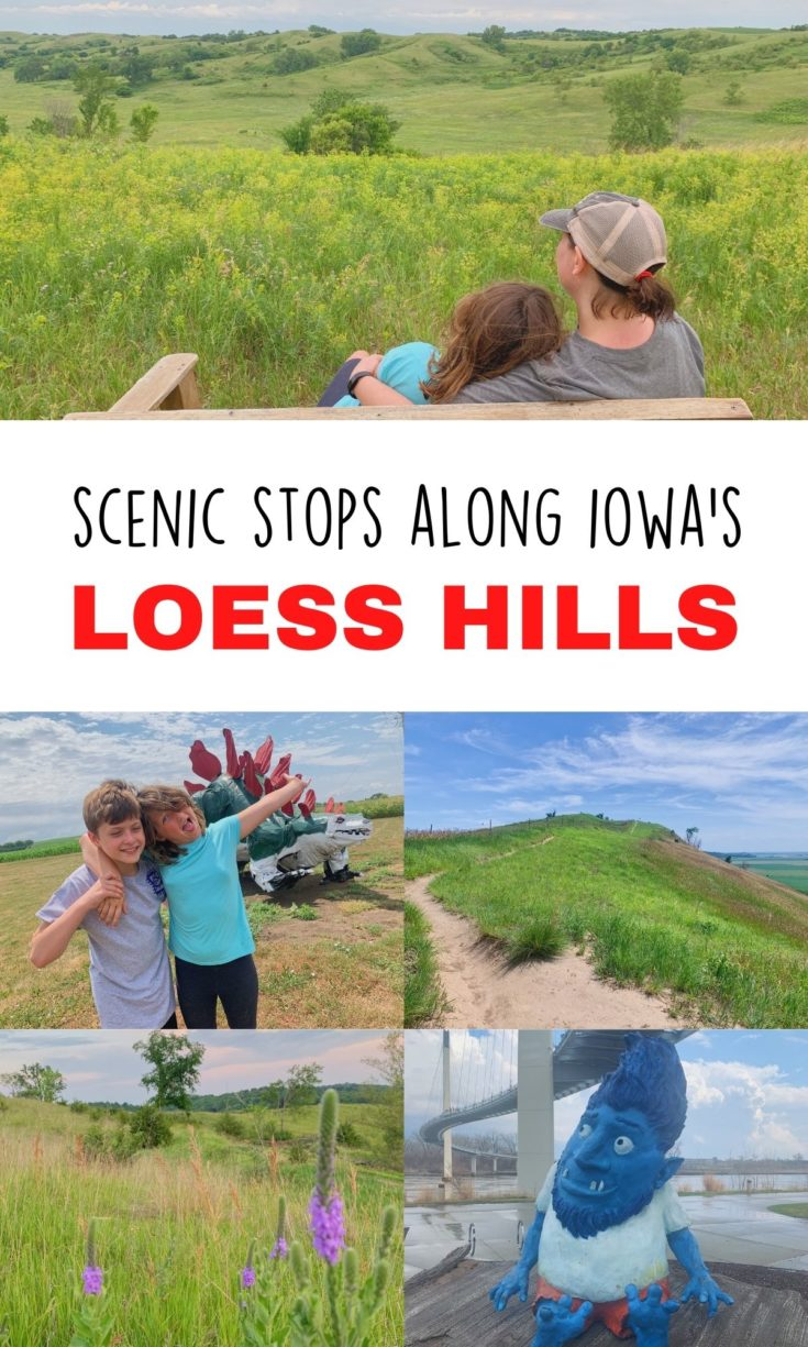 A great road trip guide for driving through the scenic Loess Hills in western Iowa. The attractions to see, where to hike, where to stay, and a few extras to round out your getaway.