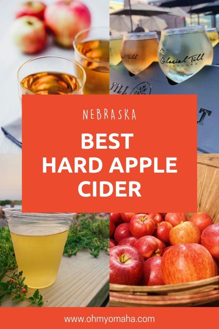 Explore the hard apple ciders and apple wines of Nebraska